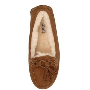 2c7812535c4 UGG Womens Litney Chestnut Slippers 1014882 NWT